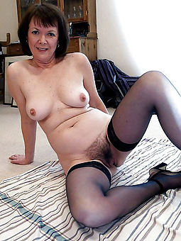 hairy women in nylons and still sexy