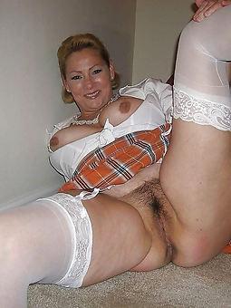 pretty hairy stockings pics