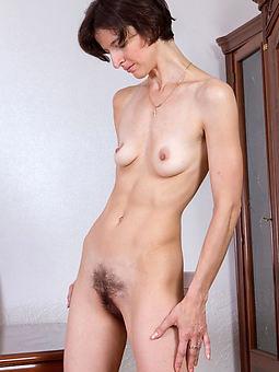 hairy skinny girl blandishment