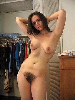 skinny women with hairy pussy mistiness