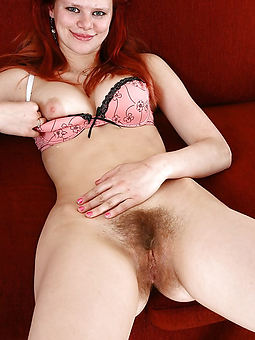 dispirited puristic redheads porn film over