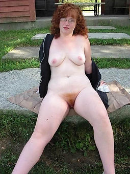 amature soft redheaded women