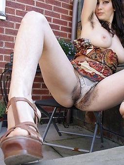wild hairy milfs in panties