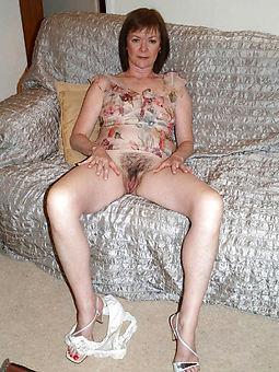 natural flimsy mature panty