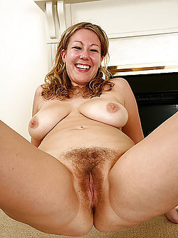 beautiful moms hairy pussies