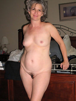 reality ancient womans hairy pussy