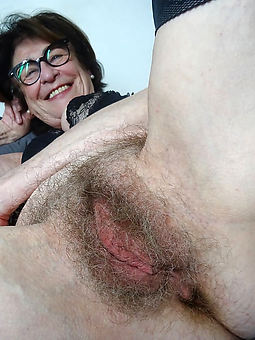 Old Hairy Women