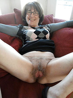 hairy old slut amatuer