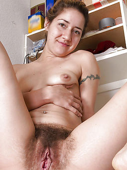 busty mature flimsy pussy