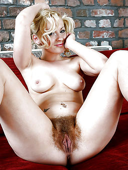 very hairy nude girls porno