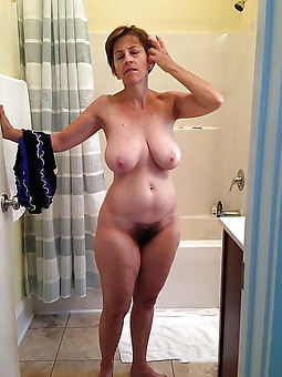 ideal hot hairy mature pussy
