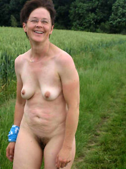 pretty adult hairy naked