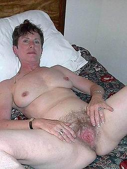british hairy nude mature