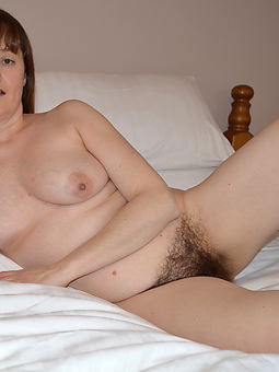 nude hairy matures