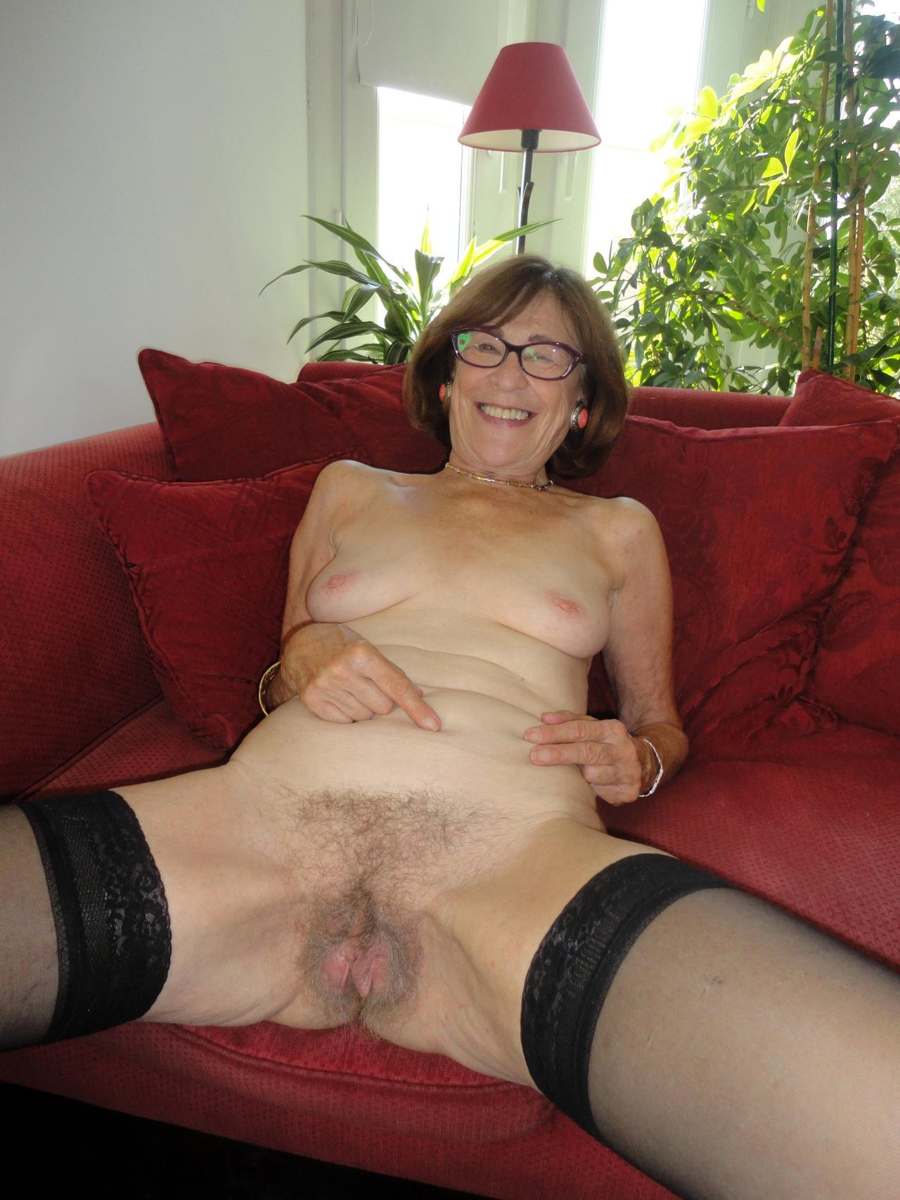 sweet hairy granny sluts