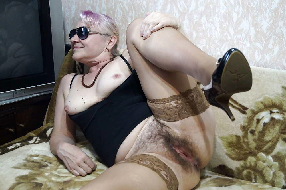 grannys hairy nudes