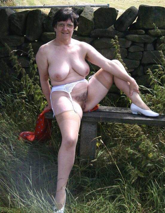 Tumblr hairy granny Big Dick