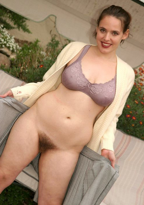 Hairy milf nude Free Hairy