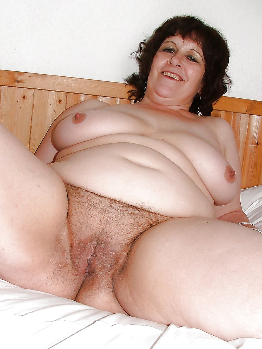 Fat hairy pussy